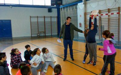 """Gymkana Intercultural en el Colegio """" PORTUS BLENDIUM"""" de Suances"""
